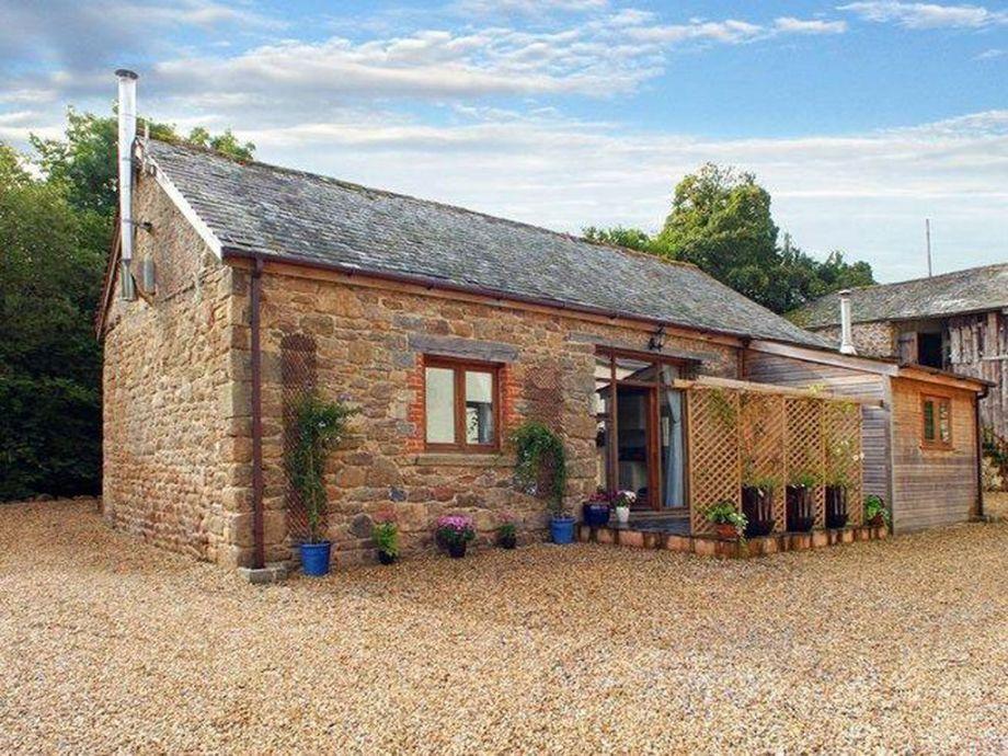 Außenaufnahme Dartmoor Cottage