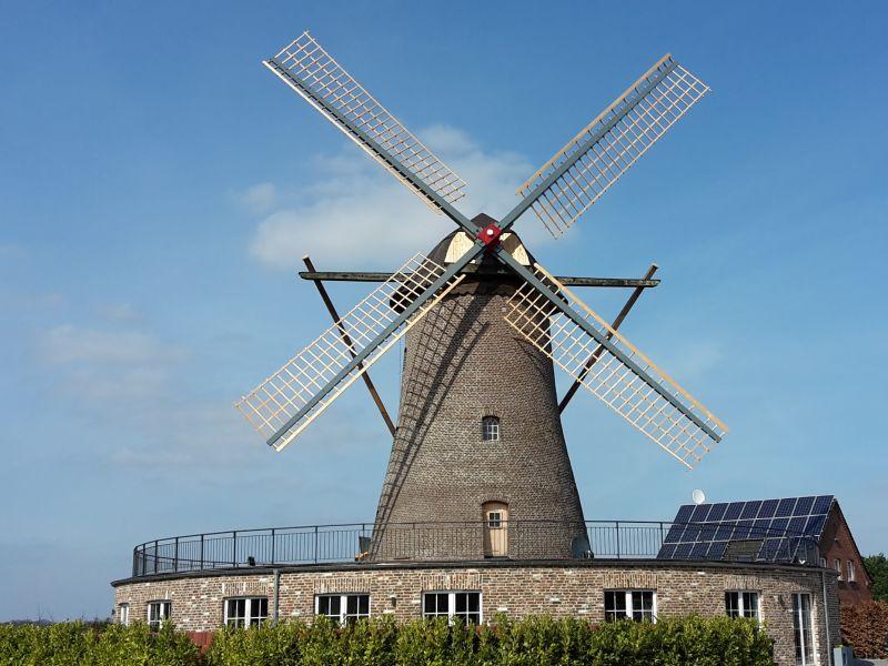 Ferienwohnung Alte Mühle Twisteden