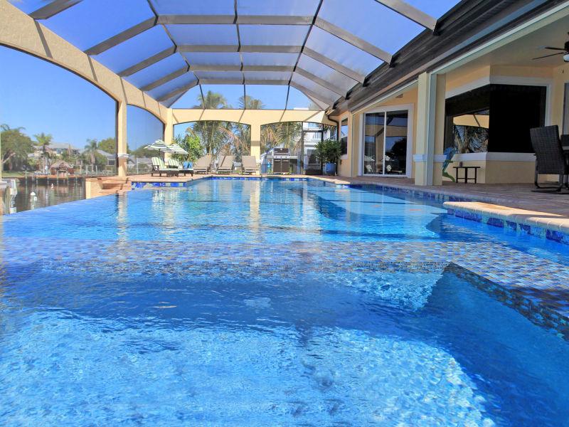 Ferienhaus Caribbean Island Dolphin View - Achtung Nettomiete + 11% Tax zahlbar in USD