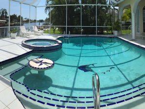 Ferienhaus Tropical Bay - Achtung Nettomiete + 11% Tax zahlbar in USD