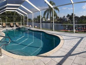 Ferienhaus Coral Sun - Achtung Nettomiete + 11% Tax zahlbar in USD