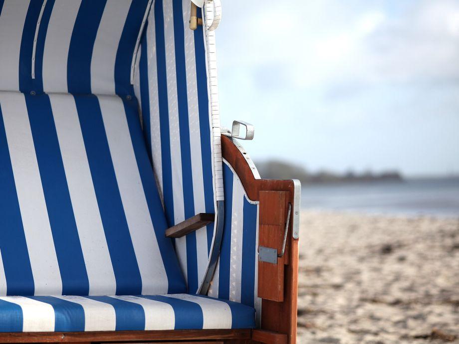 Ihr persönlicher Strandkorb wartet schon auf Sie!