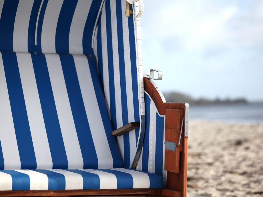 Ihr kostenloser Strandkorb am Ostseestrand wartet schon