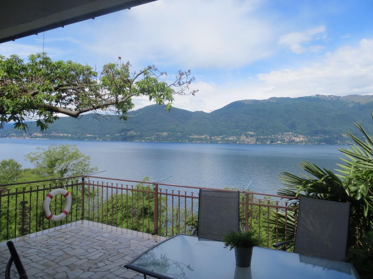 Ferienwohnung Seeblick Monte Sole Portovaltravaglia Lago