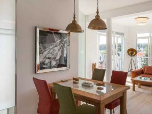 Ferienwohnung Penthouse Sonnendeck in der Villa Wiederkehr