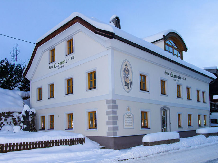 Winterurlaub Ferienhaus Waidring