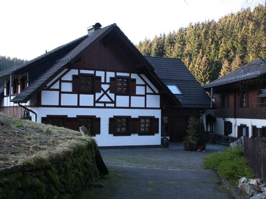 Ferienhaus neben dem Restaurant