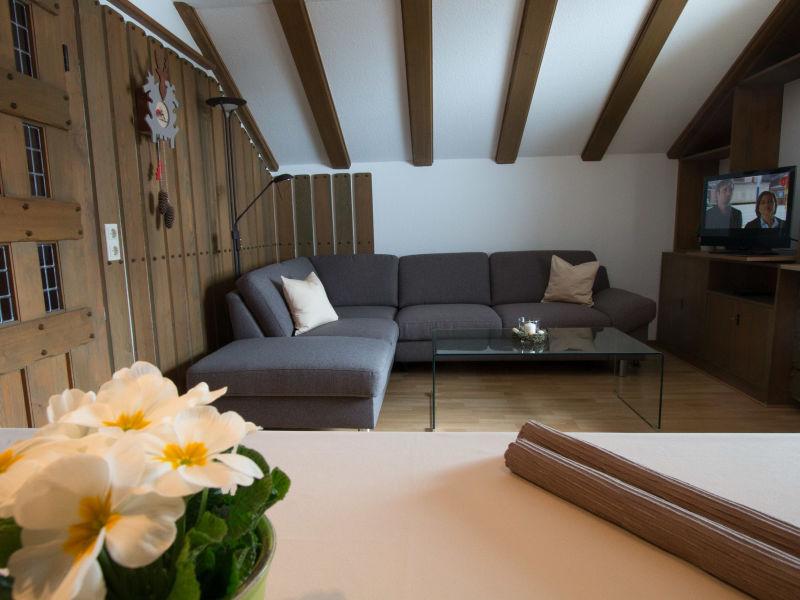 Ferienwohnung Haus Hubertus-Dachsrainblick
