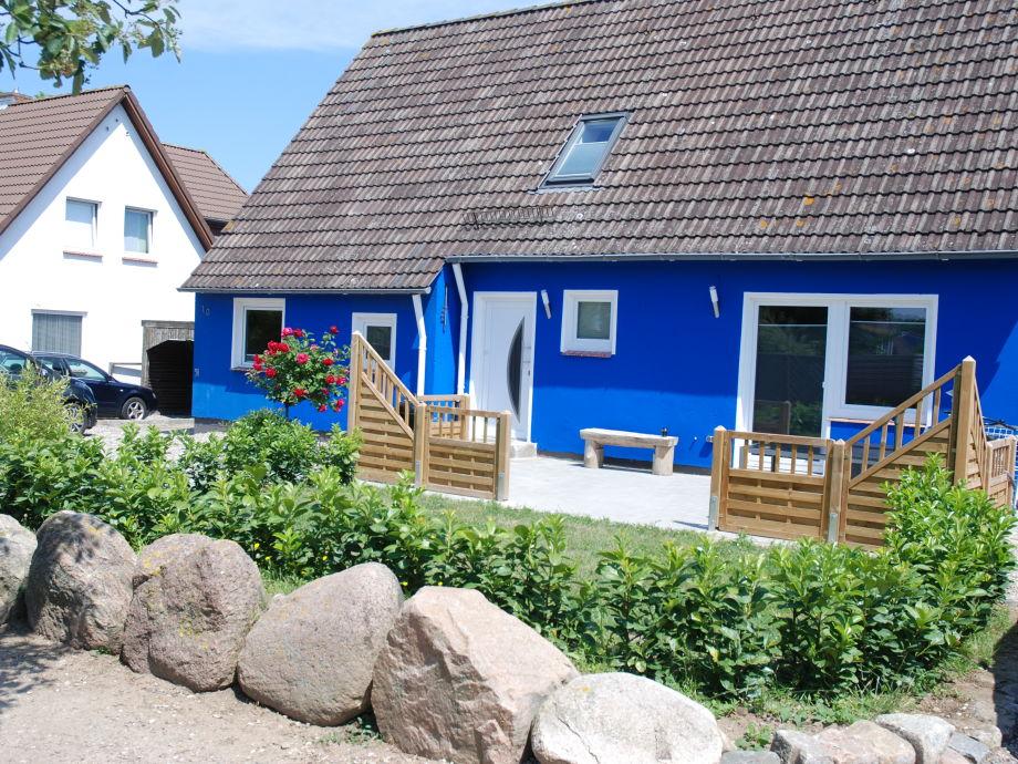 Ferienhaus Einfach mal in`s Blaue