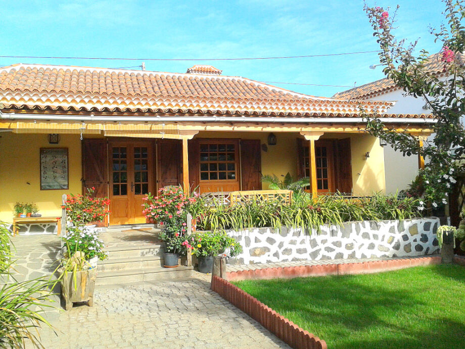 Außenaufnahme Casa Tigarucas
