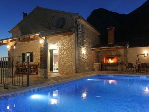 Ferienhaus an der Makarska Riviera