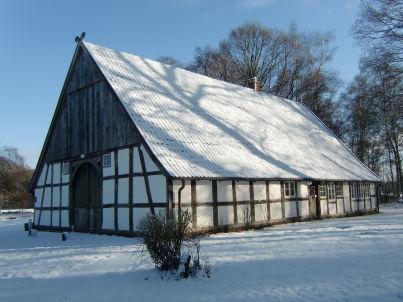 Artländer Heuerhaus Beuke