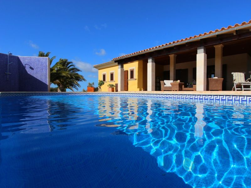 Villa Es Trenc mit Pool, Klimaanlage und Wlan