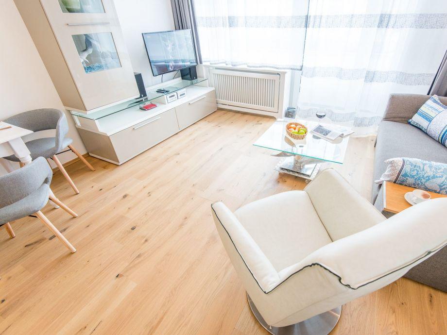 Ausstattung Ferienwohnung 8 im Haus Ornum (KÖNIG SYLT, OVS/08)