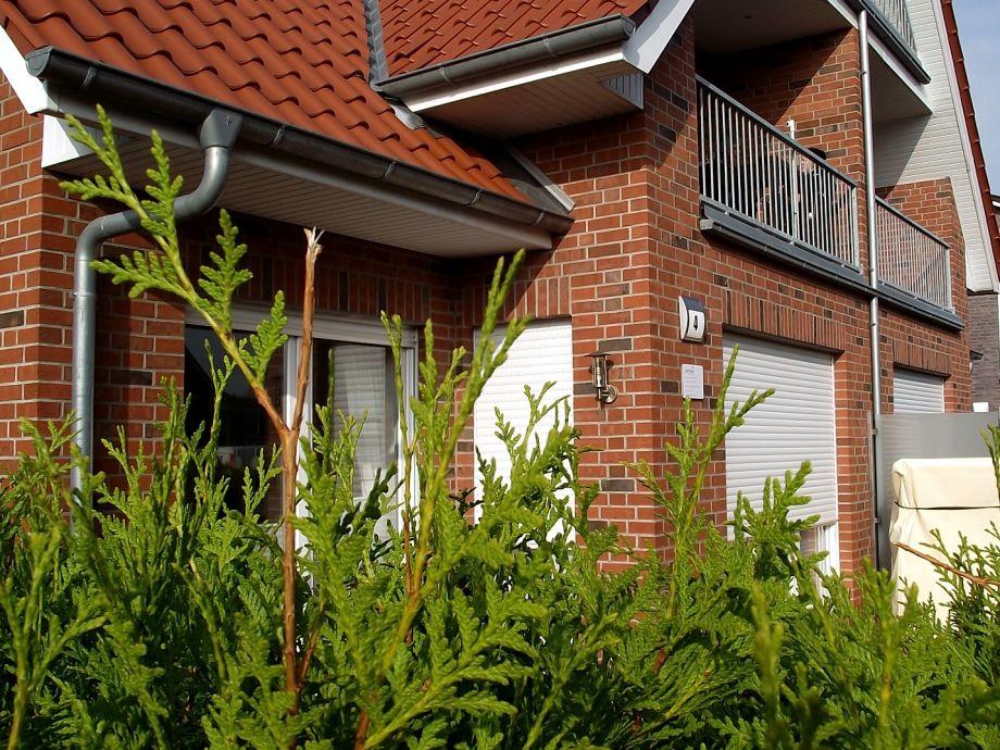 Das Haus mit Wohnung oben Links