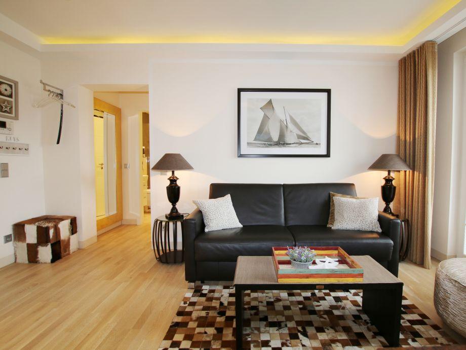 2-Zimmer-Ferienwohnung im 2 Obergeschoß, Wohnraum