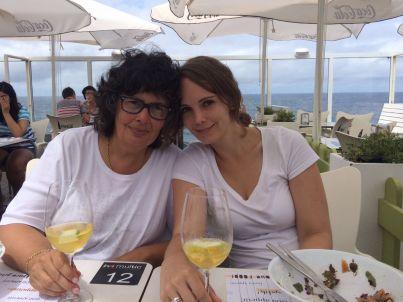 Ihr Gastgeber Gudrun + Janine Zsembera