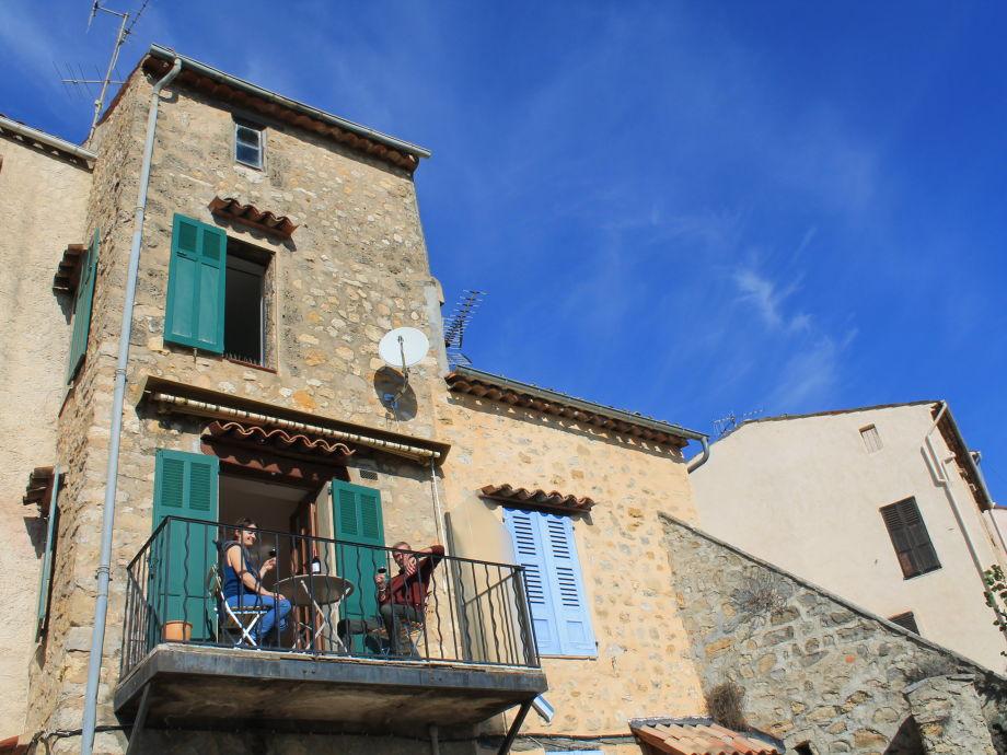 Maison Village mit traumhaftem Blick