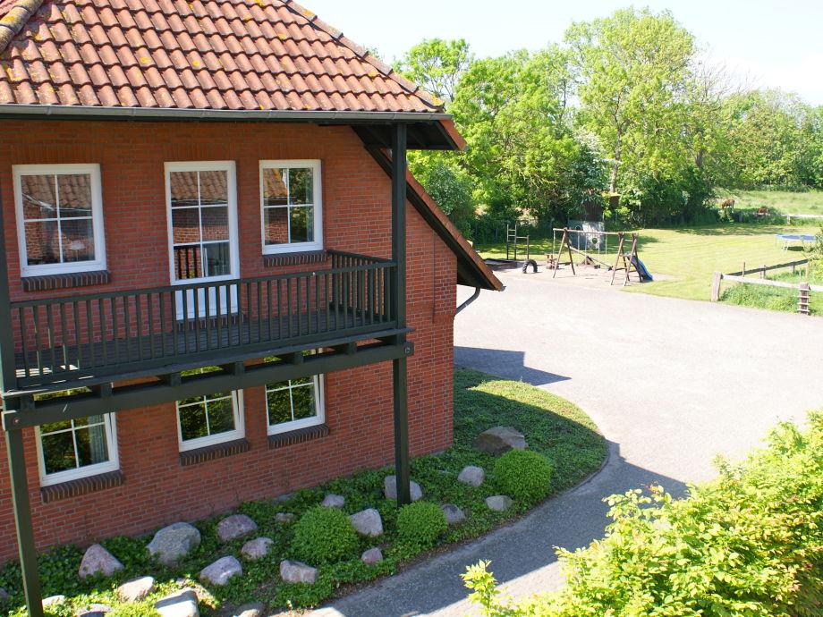 Villa Leienhof - Außenansicht