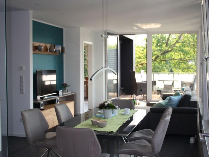 Ferienwohnung im Penthouse am Wolfsberg