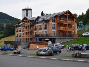 Ferienwohnung in der Residence Kovárna