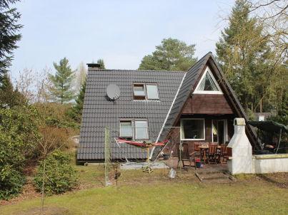 im Ferienhaus im Märchenwald