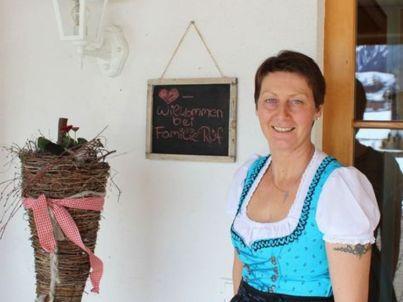 Ihr Gastgeber Stefanie Rüf