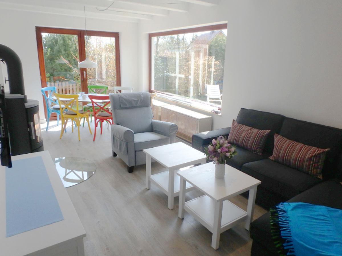 Ferienhaus strandkorb an der wundersch nen ostseek ste for Wohnlandschaft 8 personen
