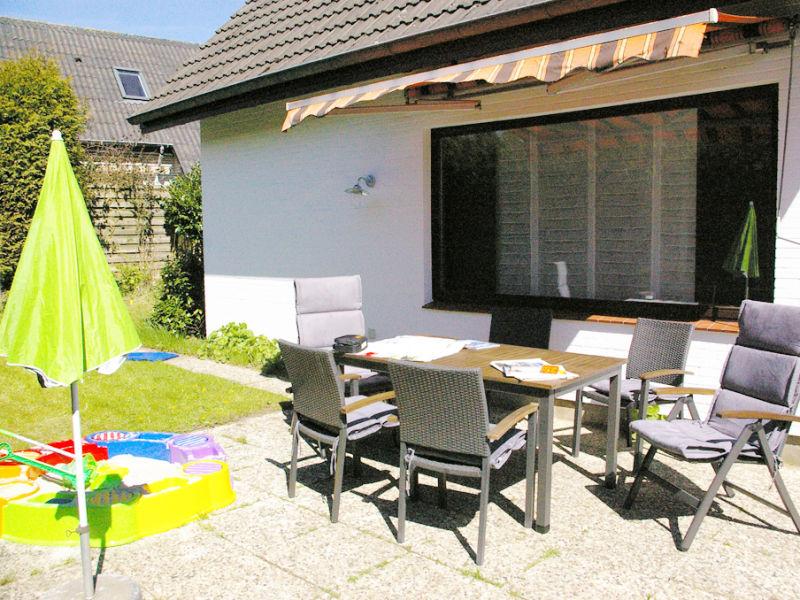 """Ferienhaus """"Strandkorb"""" an der wunderschönen Ostseeküste"""