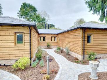 Cottage Badger's Holt