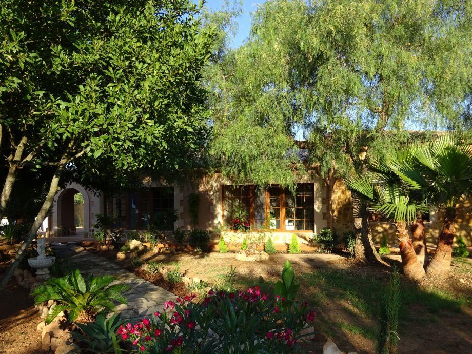 Casa Rustica als kleines Paradies