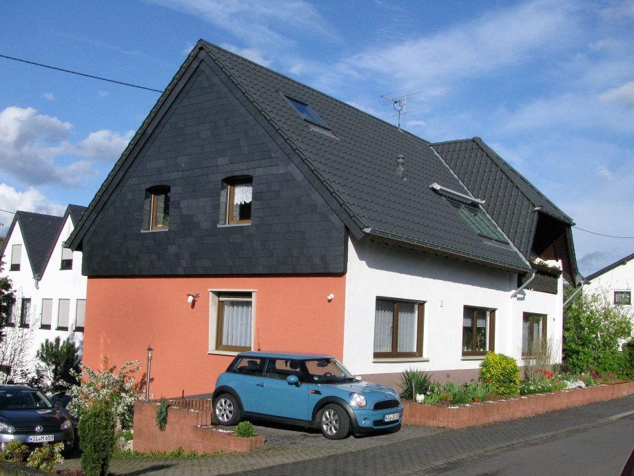 Unser Haus mit Parkgelegenheit