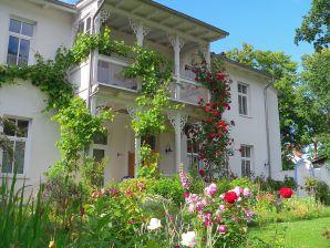 Holiday apartment Ferienwohnung 2 Villa Merlin am Kurpark