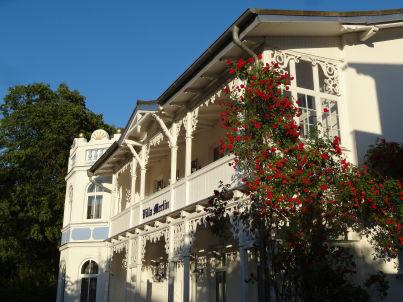 Ferienwohnung 2 Villa Merlin am Kurpark