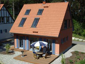 Ferienhaus im Dünenweg 6 in Trassenheide