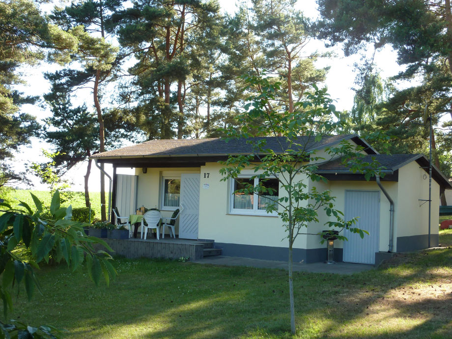 Ferienhaus am Plauer See Nr. 17