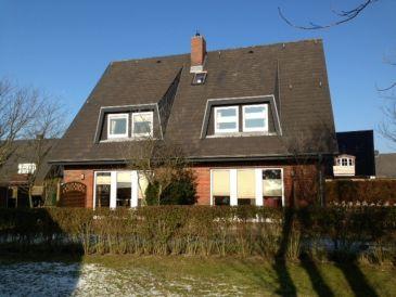 Ferienhaus Ringhoog Hüs - Wohnung Waldidyll