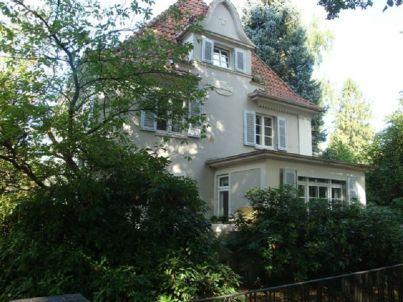Denkmal Villa Anno 1922 m. Badesteg