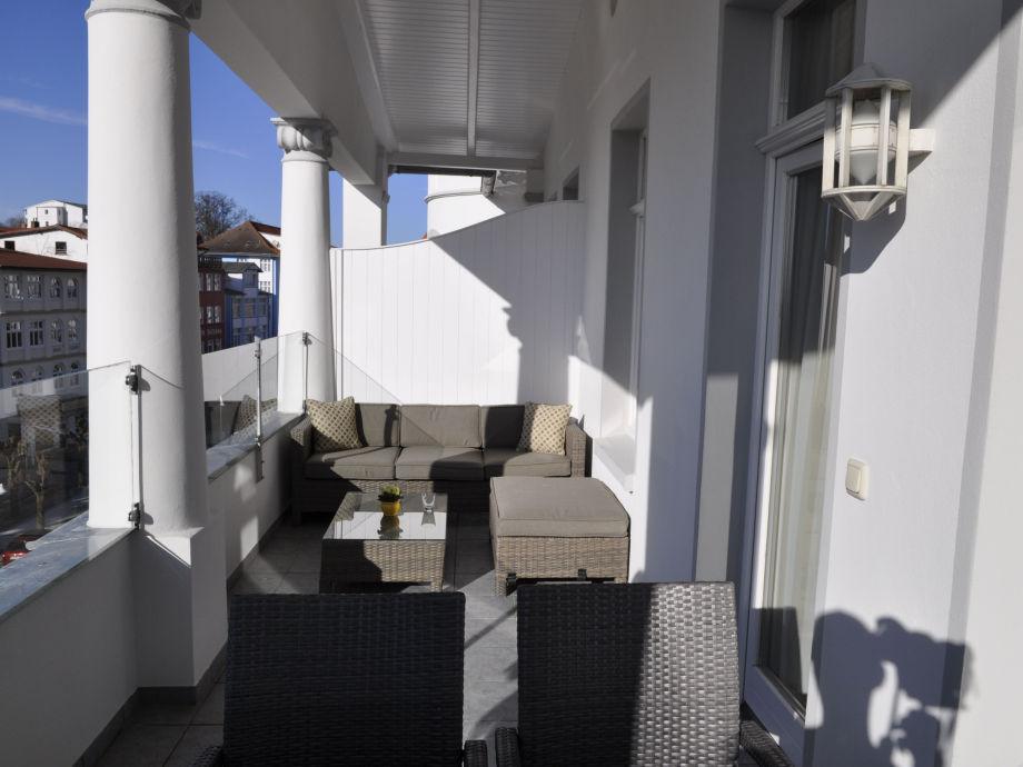 Villa Odin 31 - Balkon