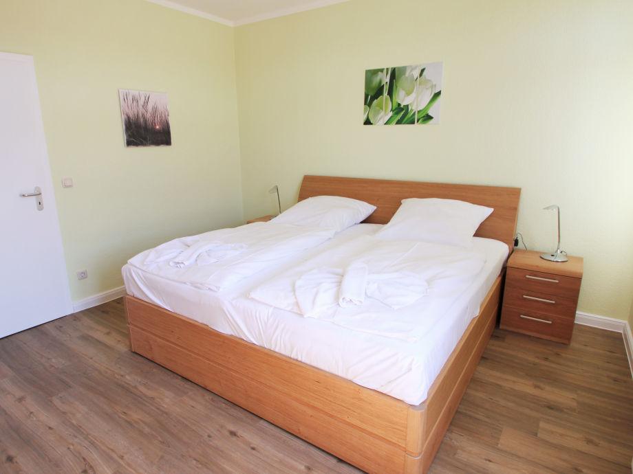 Villa Odin 31 - Schlafzimmer (mit Boxspringbetten)