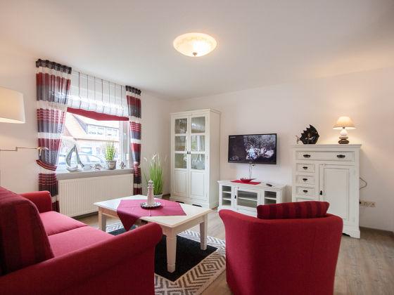 ferienwohnung fischer 52 ostfriesland norddeich firma ferienwohnungen pfl ger frau a pfl ger. Black Bedroom Furniture Sets. Home Design Ideas
