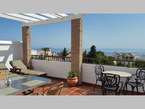 Apartment 60 - 28m² Terrasse mit Traumblick