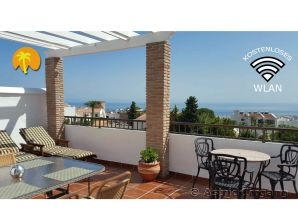 Apartment 60 - 28m² Terrasse mit Traumblick