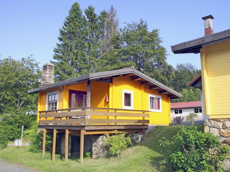 Ferienhaus Blockhaus im Harz