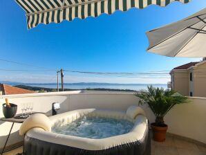 Ferienhaus in Makarska mit Whirlpool
