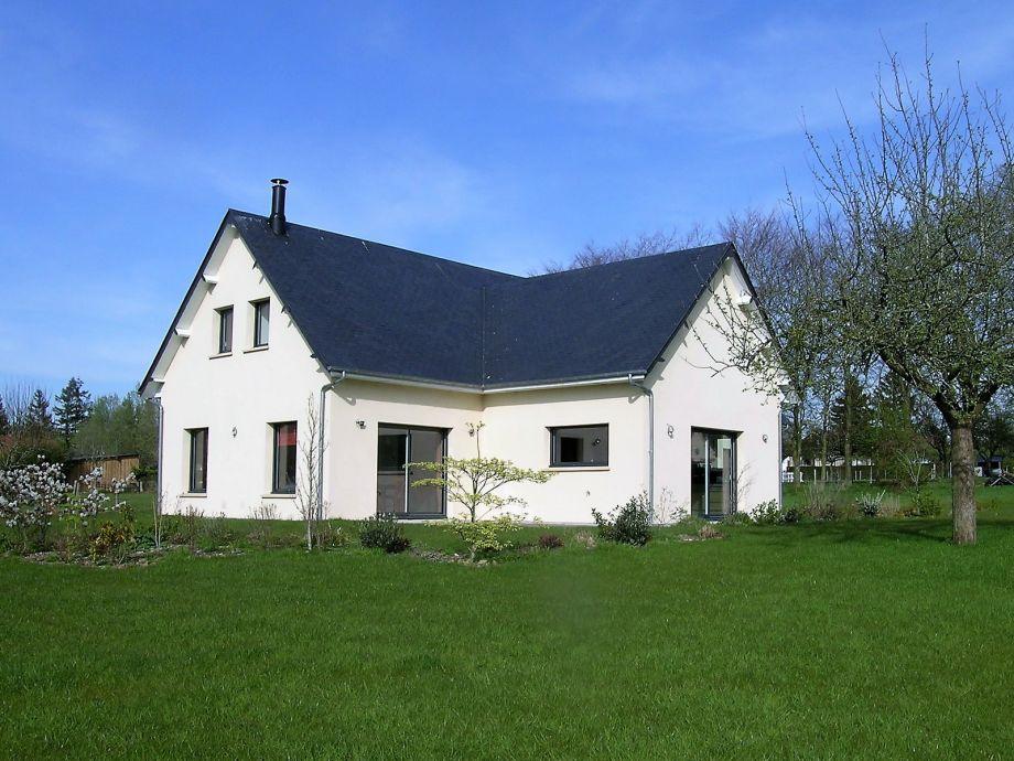 Außenaufnahme La Maison de Gruchet