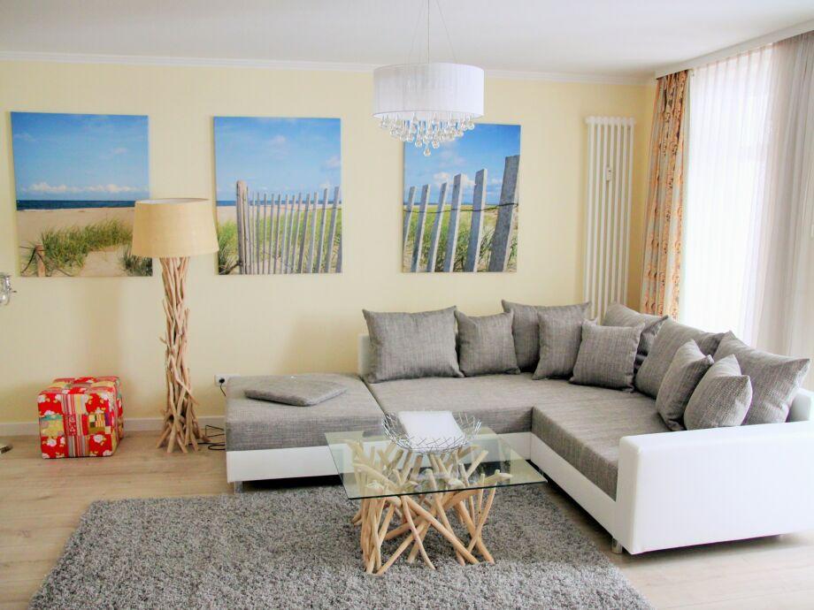 Villa Seestern 751 - Wohnbereich