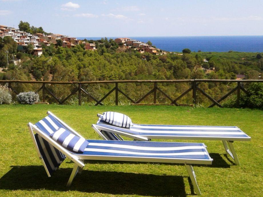 Außenaufnahme Villetta Sea Dream