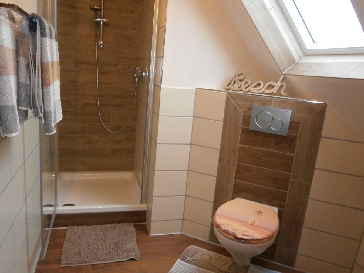 Ferienwohnung buchenblick hasselberg frau wiebke z hner for Badezimmer komplettsanierung