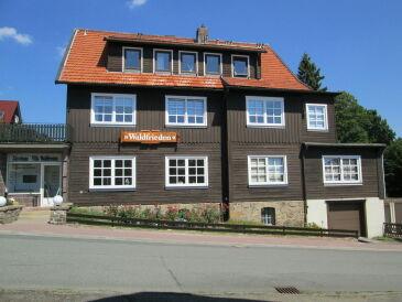 Ferienwohnung in der Villa Waldfrieden